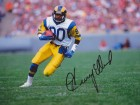 Henry Ellard Signed - Autographed St. Louis Rams 8x10 inch Photo - Guaranteed to pass PSA or JSA