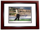 Harrison Frazar Signed - Autographed Golf 8x10 inch Photo MAHOGANY CUSTOM FRAME - Guaranteed to pass PSA or JSA