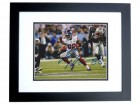 Hakeem Nicks Signed - Autographed New York Giants 8x10 inch Photo BLACK CUSTOM FRAME - Guaranteed to pass PSA or JSA - XLVI Super Bowl champion