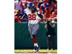 Hakeem Nicks Signed - Autographed New York Giants 8x10 inch Photo - Guaranteed to pass PSA or JSA - XLVI Super Bowl champion