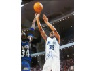 Grant Hill (Orlando Magic) Signed 16x20 Photo