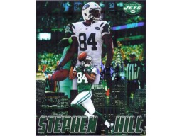 Stephen Hill (New York Jets) Signed 8x10 Photo