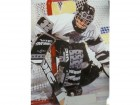 Kelly Hrudey (Los Angeles Kings) Signed 16x20 Photo