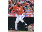 Torii Hunter (Los Angeles Angels) Signed 8x10 Photo