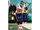 Arian Foster Autographed Houston Texans 16x20 Photo Nameste Pose