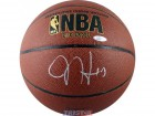 James Harden Autographed Spalding Indoor/Outdoor Nba Basketball