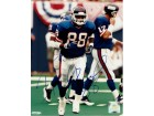 Ike Hilliard Signed - Autographed New York Giants 8x10 inch Photo - Guaranteed to pass PSA or JSA