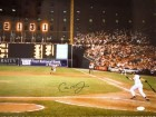 AUTOGRAPHED 16 x 20 Cal Ripken, Jr Baltimore Orioles Photo -JSA