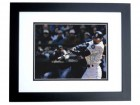 Ichiro Suzuki Signed - Autographed Seattle Mariners 8x10 inch Photo BLACK CUSTOM FRAME - Guaranteed to pass PSA or JSA