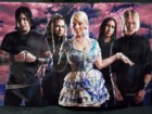 In This Moment Signed 12x18 Photo by Maria Brink, Chris Howorth, Tom Hane, & Randy Weitzel