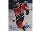 Jesse Bellenger Signed - Autographed Florida Panthers 8x10 Photo