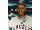 Jose Card - Guaranteed to pass PSA or JSAenal Signed - Autographed Los Angeles Angels 8x10 inch Photo - Guaranteed to pass PSA or JSA