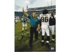 Jack Del Rio Signed - Autographed Jacksonville Jaguars 8x10 inch Photo - Guaranteed to pass PSA or JSA