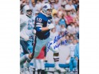Joe DeLamielleure Signed - Autographed Buffalo Bills 8x10 inch Photo - Guaranteed to pass PSA or JSA with Hall of Fame Inscription