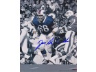 Joe DeLamielleure Signed - Autographed Buffalo Bills 8x10 inch Photo - Guaranteed to pass PSA or JSA