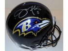 Joe Flacco Signed - Autographed Baltimore Ravens Authentic Full Size Proline Helmet - Super Bowl XLVII MVP - PSA/DNA Authenticity
