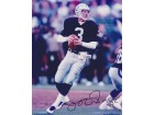 Jeff George Signed - Autographed Oakland Raiders 8x10 inch Photo - Guaranteed to pass PSA or JSA