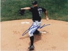 Josh Johnson Autographed Florida Marlins 8x10 Photo