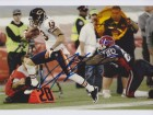 Johnny Knox Signed - Autographed Chicago Bears 8x10 Photo