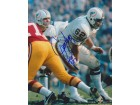 Jim Langer Signed - Autographed Miami Dolphins 8x10 inch Photo - Guaranteed to pass PSA or JSA with Hall of Fame Inscription