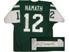 JOE NAMATH SIGNED NY JETS JERSEY