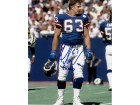 Jeff Nelson Signed - Autographed New York Giants 8x10 inch Photo - Guaranteed to pass PSA or JSA
