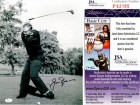 Jack Nicklaus Signed - Autographed B+W Golf 11x14 inch Photo - The Golden Bear - JSA Certificate of Authenticity