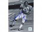 Johnny Rodgers Signed - Autographed Nebraska Cornhuskers 8x10 inch Photo - Guaranteed to pass PSA or JSA - 1972 Heisman Trophy Winner