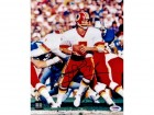 Joe Theismann Signed - Autographed Washington Redskins 8x10 inch Photo - Super Bowl XVII Champion and 1983 MVP - PSA/DNA Certificate of Authenticity (COA)