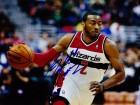 John Wall Signed - Autographed Washington Wizards 8x10 Photo