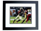 James Wilder Jr Signed - Autographed Florida State Seminoles 8x10 Photo BLACK CUSTOM FRAME - 2013 National Champions