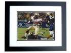 James Wilder Jr Signed - Autographed Florida State Seminoles 8x10 inch Photo BLACK CUSTOM FRAME - Guaranteed to pass PSA or JSA - 2013 National Champions