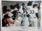 Reggie Jackson (New York Yankees) Signed 16x20 Photo