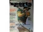 Reggie Jackson (Oakland A's) Signed Sports Today 10/74