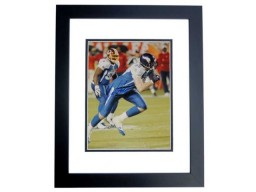 Jared Allen Signed - Autographed Minnesota Vikings 11x14 PRO BOWL Photo BLACK CUSTOM FRAME - Guaranteed to pass PSA or JSA