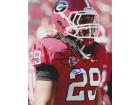 Jarvis Jones Signed - Autographed Georgia Bulldogs 8x10 inch Photo - Guaranteed to pass PSA or JSA - Drafted by the Pittsburgh Steelers