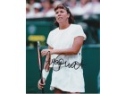 Jennifer Capriatti Autographed Tennis 8x10 Photo