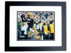Jermichael Finley Signed - Autographed Green Bay Packers 11x14 inch Photo BLACK CUSTOM FRAME - Guaranteed to pass PSA or JSA