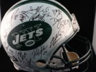 New York Jets (2002) Signed Proline Helmet By the 2002 New York Jets Team