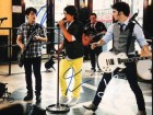 Jonas Brothers Signed - Autographed 11x14 inch Photo - Guaranteed to pass PSA or JSA - Nick, Kevin, and Joe Jonas
