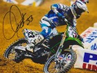 Josh Grant Signed - Autographed Motocross 8x10 inch Photo - Guaranteed to pass PSA or JSA