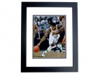 Keith Appling Signed - Autographed Michigan State Spartans 8x10 inch Photo BLACK CUSTOM FRAME - Guaranteed to pass PSA or JSA