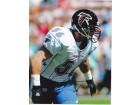 Keith Brooking Signed - Autographed Atlanta Falcons 8x10 Pro Bowl Photo - Guaranteed to pass PSA or JSA