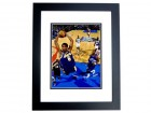Kobe Bryant Signed - Autographed Los Angeles Lakers 11x14 inch Photo BLACK CUSTOM FRAME - Guaranteed to pass PSA or JSA