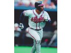 Kenny Lofton Signed - Autographed Atlanta Braves 8x10 Photo - 6x All Star