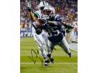 Kembrell Thompkins Signed - Autographed New England Patriots 8x10 Photo