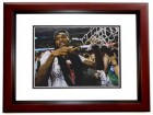 Kevin Ware Signed - Autographed Louisville Cardinals 8x10 inch Photo MAHOGANY CUSTOM FRAME - 2013 NCAA National Champions - Guaranteed to pass PSA or JSA