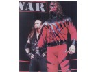Kane Signed 8x10 Photo