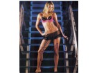 Stacy Keibler Signed 8x10 Photo