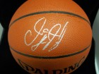Jason Kidd Signed Spalding Indoor / Outdoor Basketball
